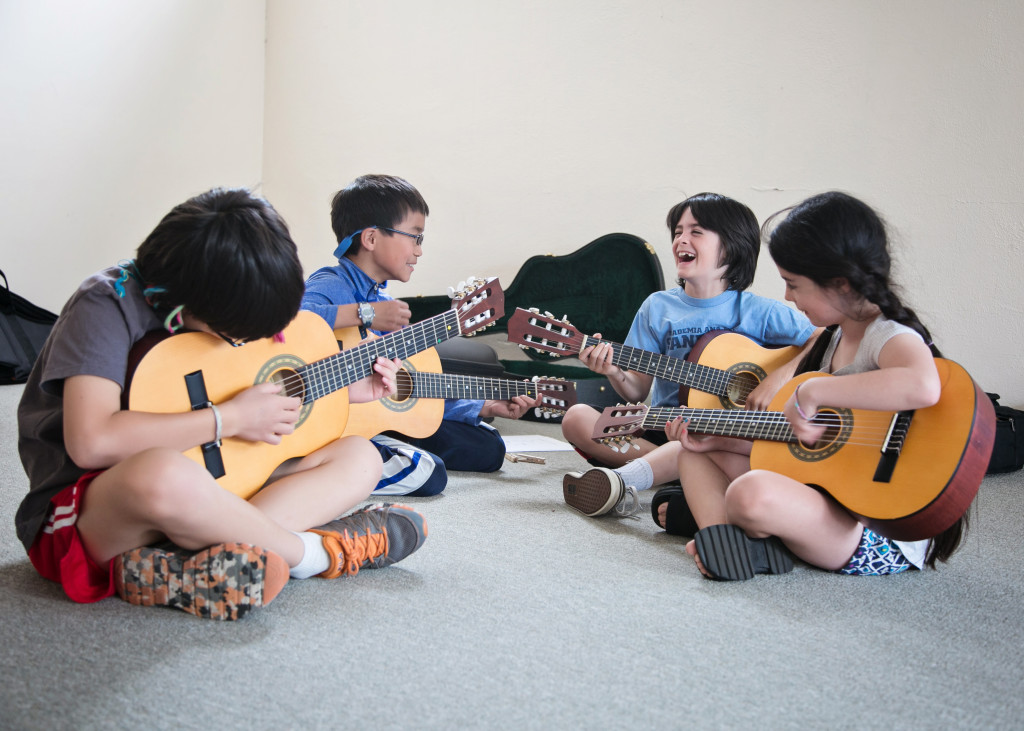 guitar lessons in Richmond BC