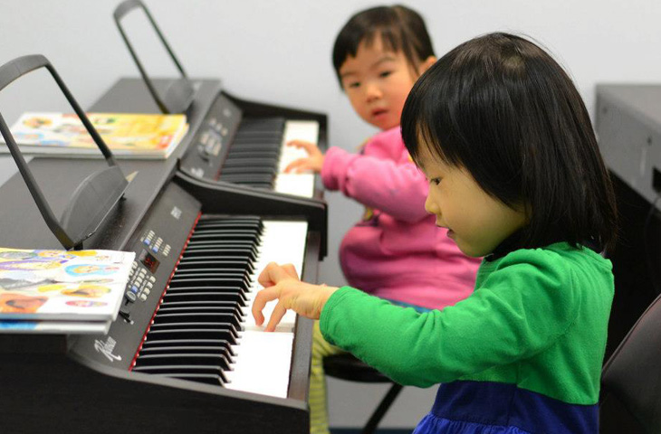 little-pianists