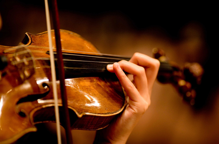 how to learn violin at home