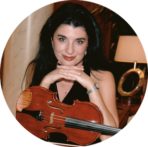 Violin Lessons with Maria Harding