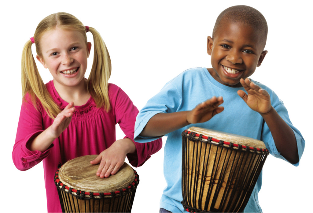 Drum Circle Summer Camp